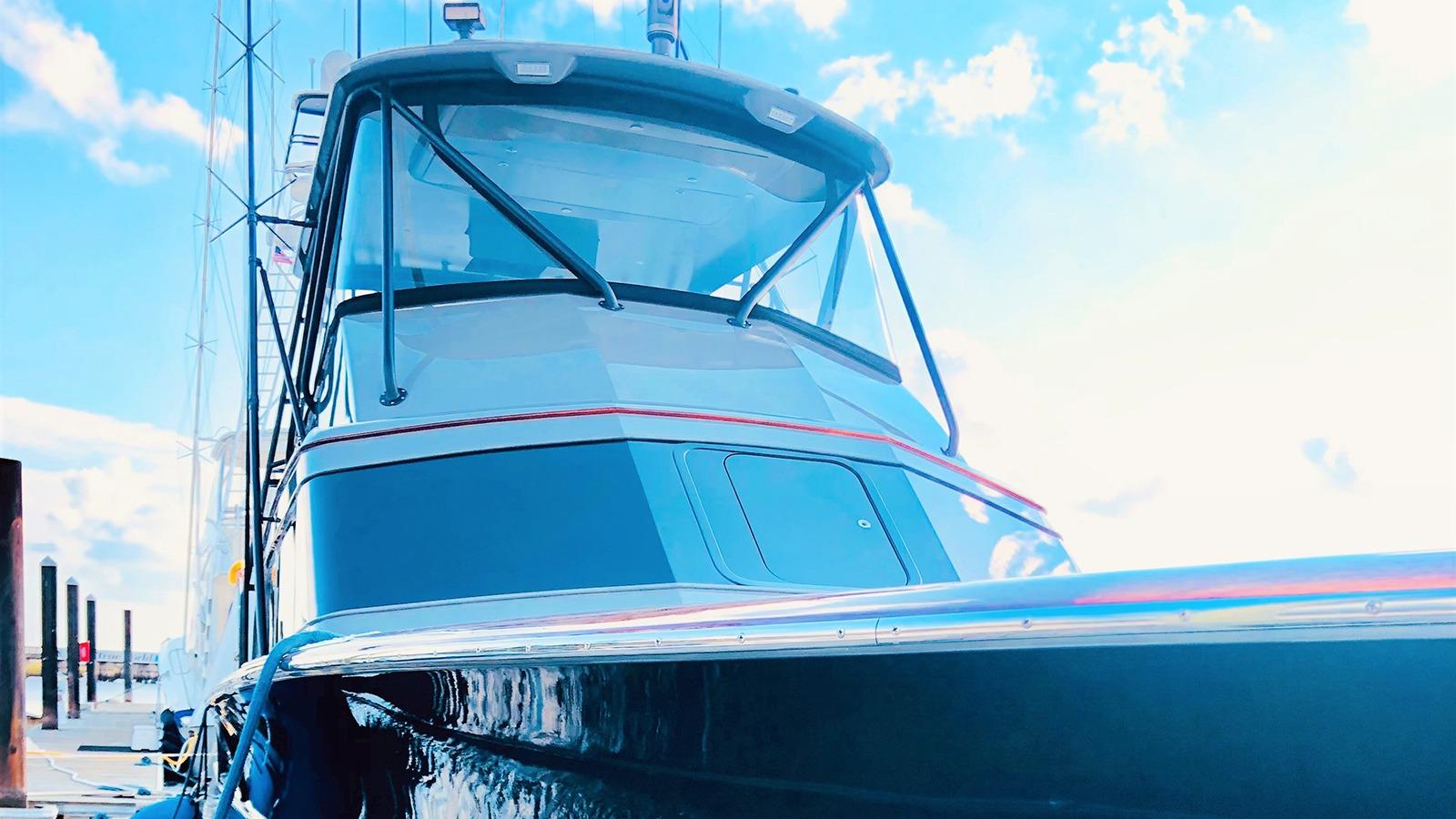 Indigo Outside Boat SHot