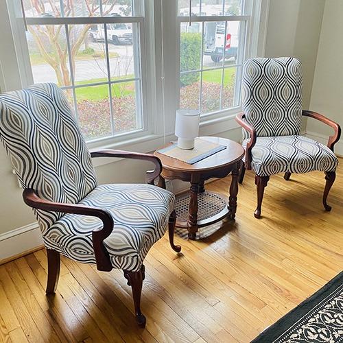 Rick Sutton Chair After